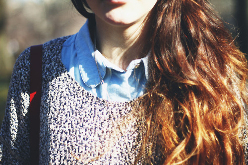fashion, folk, girl, hair, photography, pretty hair, shirt, top, vintage