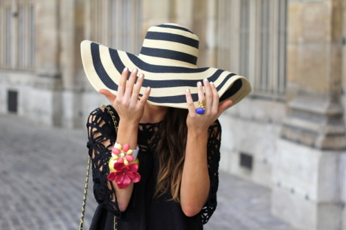 fashion, hat, style, sunhat, woman
