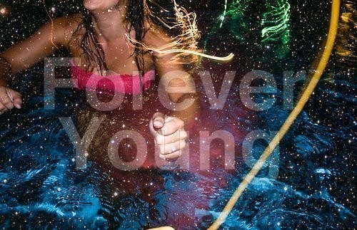 forever young, text, young