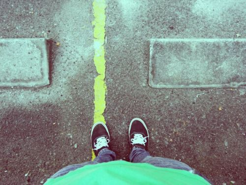 fuck, green, love, photo, slim, vans, vintage, yellow