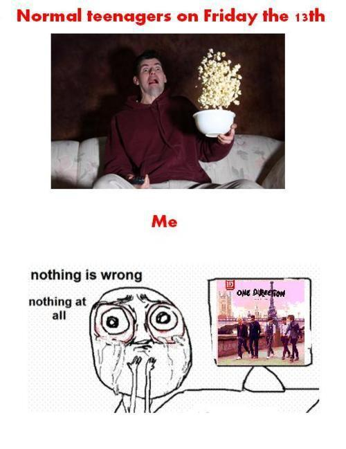 funny, one direction, one thing