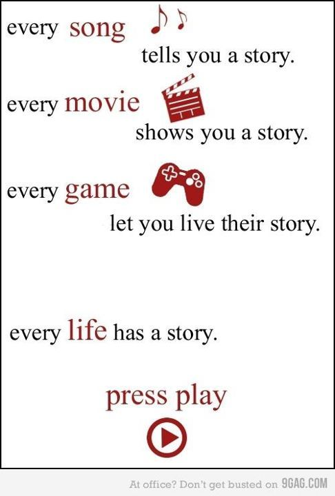 game, life, live, movie, music