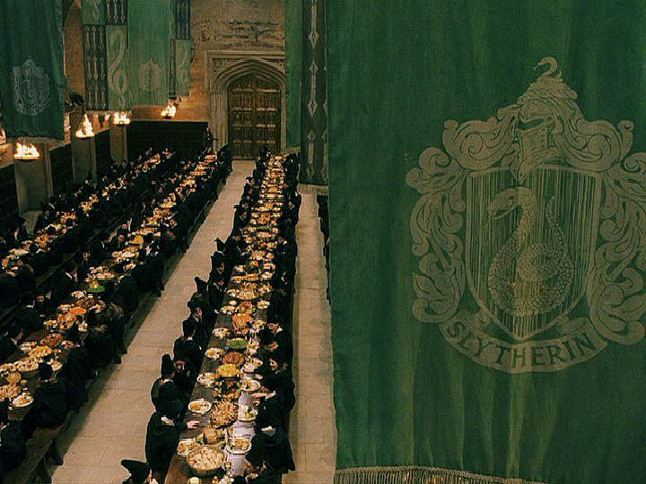gryffindor, harry potter, slytherin