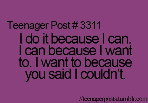 i can, lol, post, teenage, teenager