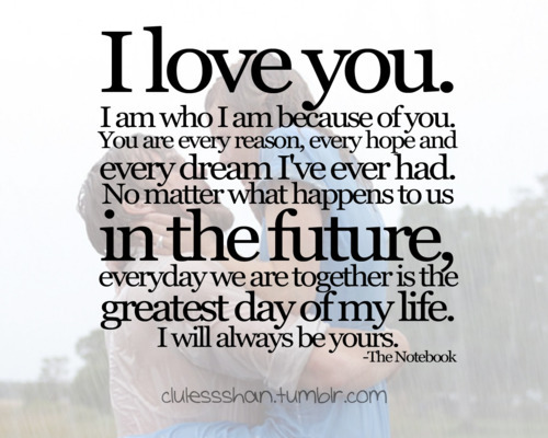 Quotes About Love Of Your Life : Quotes About Life And Love. QuotesGram