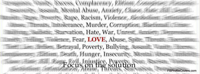 life, love, problem, quote, solution