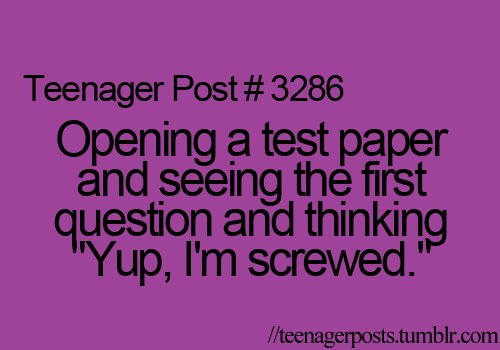 lol, post, teenage, teenager post, test