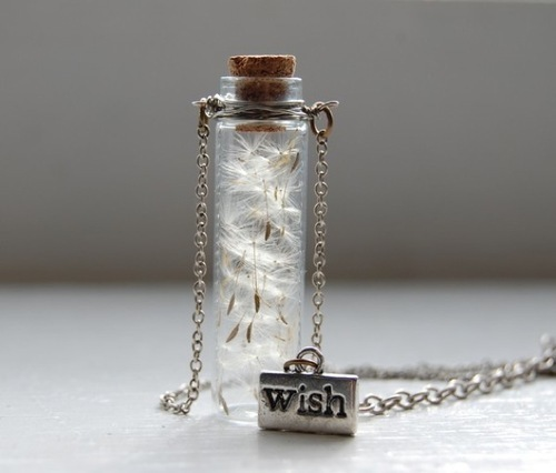 love, magic, necklace, wish