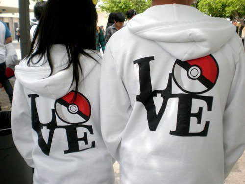 love, poke ball, pokemon