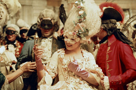 marie antoinette, mask, party