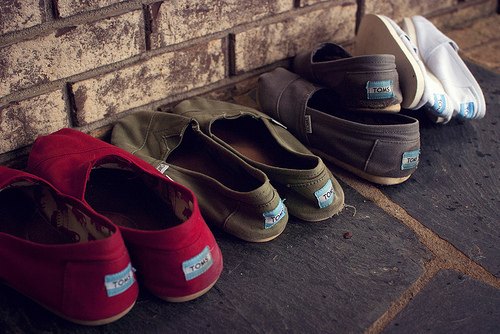 photography, shoes, toms, vintage