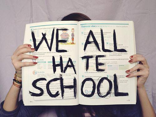 school, true, yes