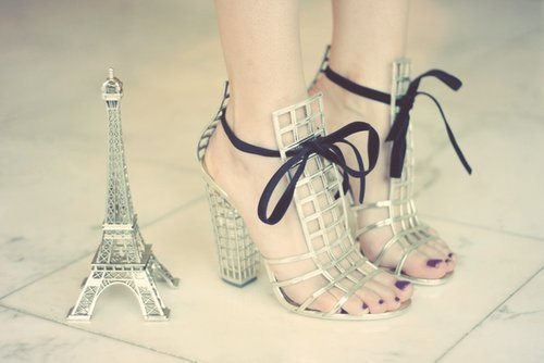 *-*, beautiful, cool, eiffel tower, high heels, nice, pretty, shoes, wow