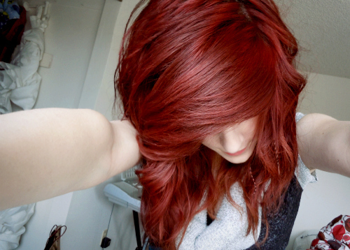 -onyourknees, color, emo, girl, hair