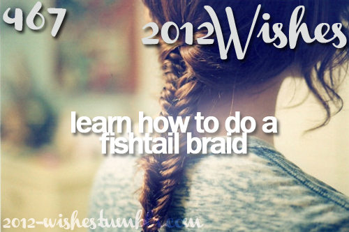2012, braid, cute, dream, dreams