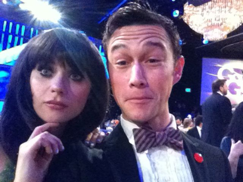 500 days of summer, cute, fofo, funny, golden globes