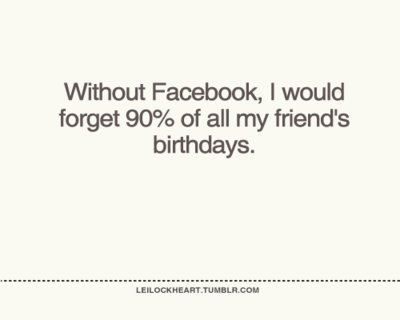 90%, birthday, black and white, facebook, friends