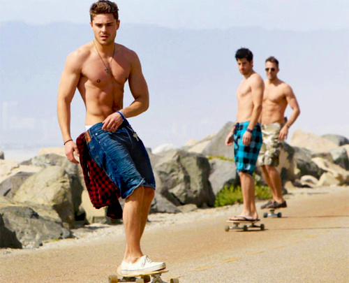 abs, beach, beautiful, boy, cute, fashion, gostoso, handsome, hot, male model, man, model, models, ocean, pecs, pretty, sexy, shirtless, skate, summer, sun, tan, zac efron