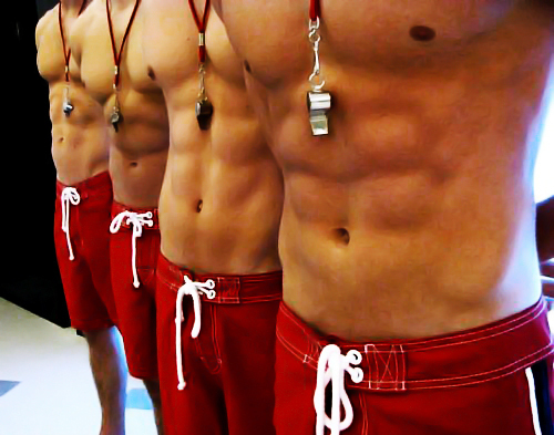 abs, boys, hot, lifeguard, omg