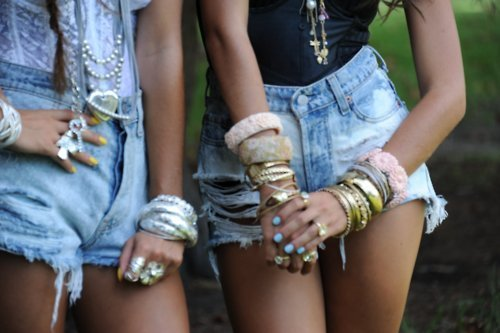 accessories, beautiful, bracelets, clothes, fashion