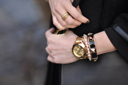accessories, bracelet, fashion, gold, rings, watch