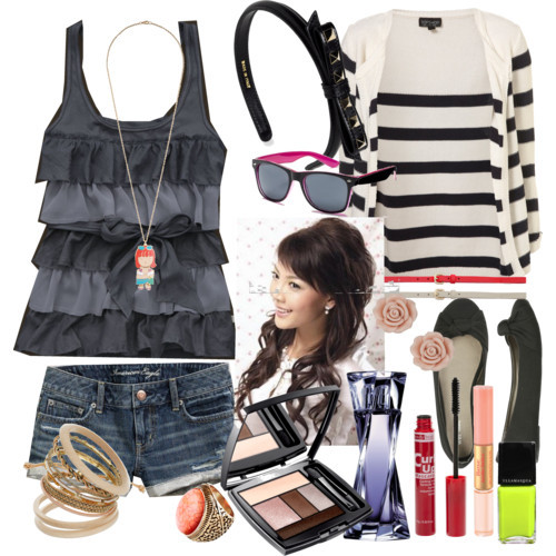 accessories, casual, fashion, make-up, shoes