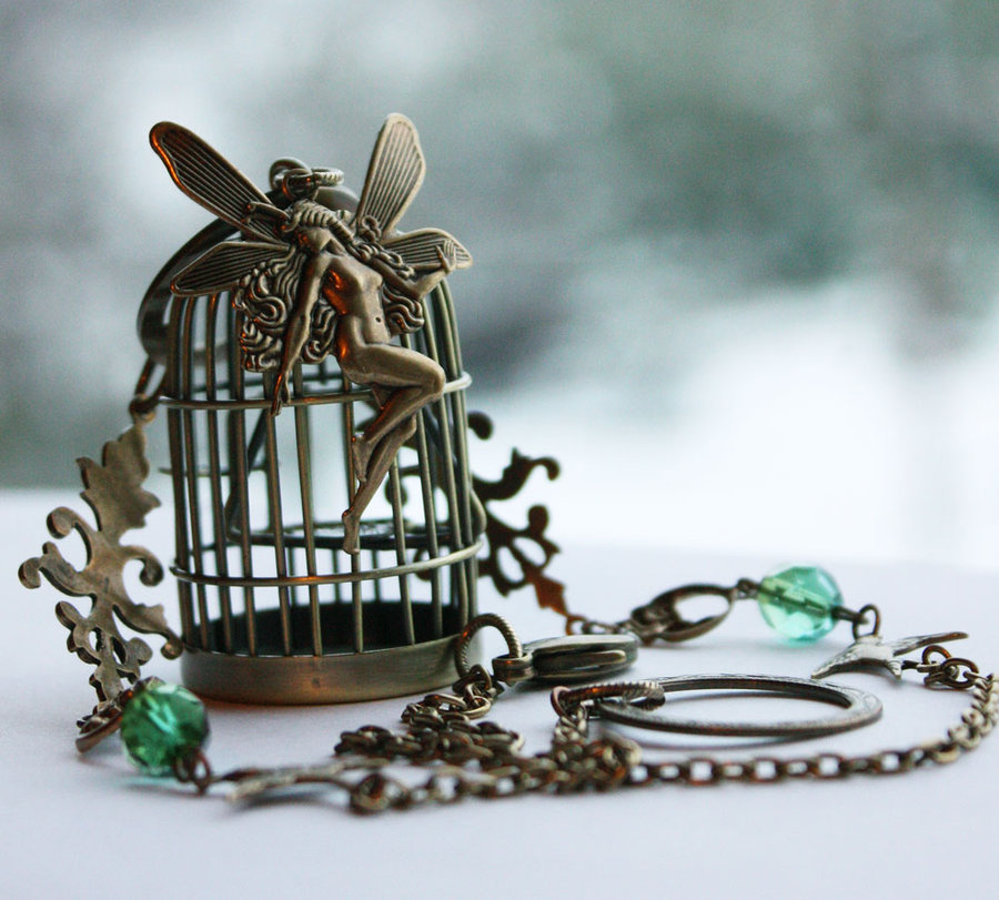 accessories, cool, cute, fairy catcher, fairy necklace