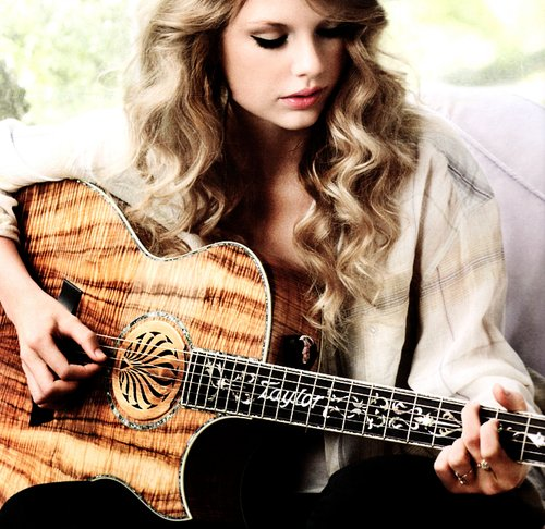 acoustic, guitar, taylor swift