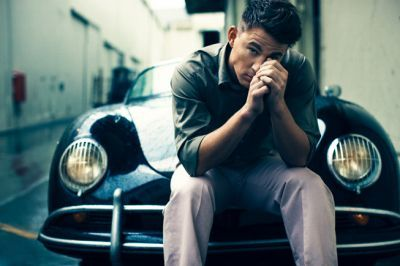 actor, car, channing , channing tatum, cute