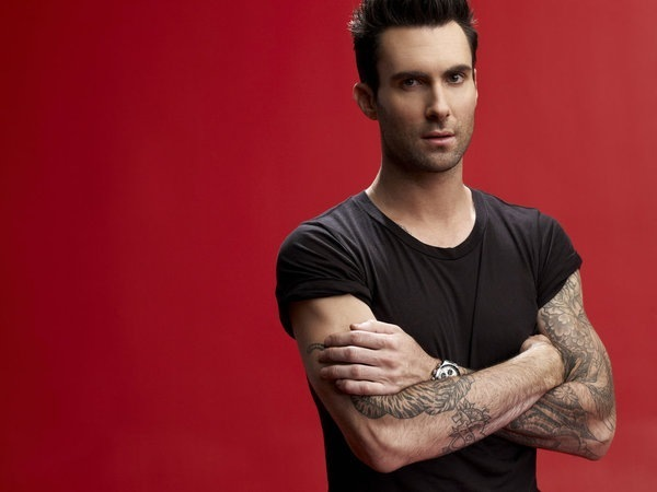 adam levine, maroon 5, the voice