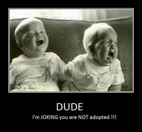 adopted, babies, baby, cry, dude
