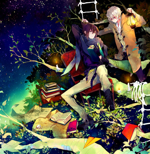 adorable, amazing, anime, art, beautiful, boy, boys, cute, draw, fashion, friends, guy, guys, illustration, image, kawaii, male, nezumi and sion, perfect, sky, stars, style, tomodachi
