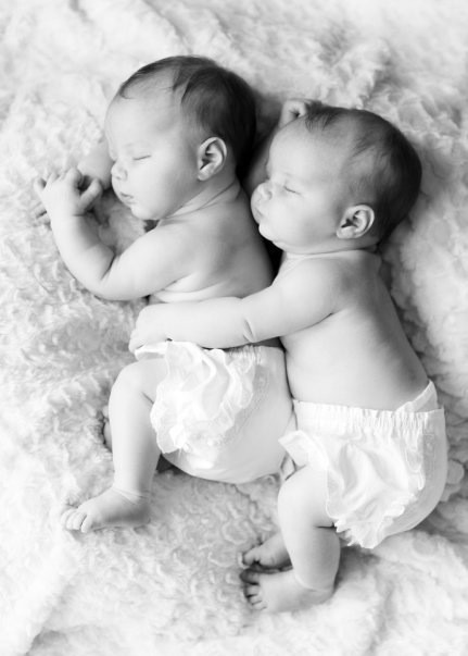 adorable, babies, black and white, cute, twins
