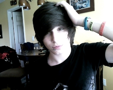 adorable, boy, braclet, cute, damn, emo, eyes, guy, hair, hot, peircing, sexy, skater, yum
