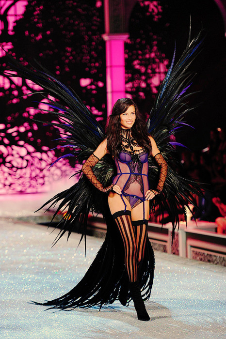 adriana lima, girl, model, pretty, victoria secret