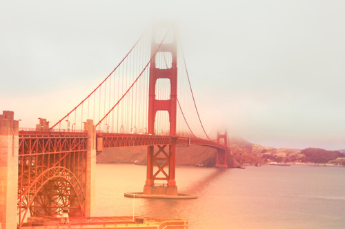 adventure, bridge, california, golden bridge, happy