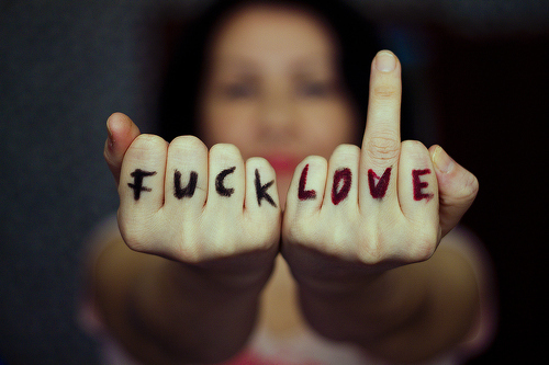 agreed, fuck love, girl, perfect