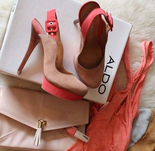 aldo, barbie, heels, high heels, pink