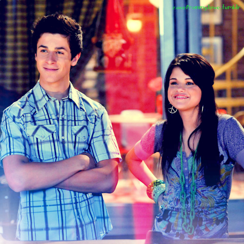 alex russo, beautiful, david henrie, disney, fan art