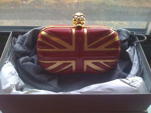 alexander mcqueen, bag, clutch, cute, fashion