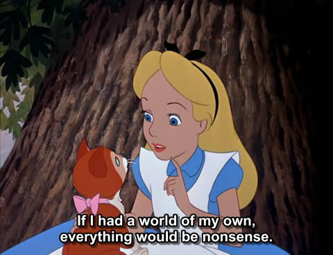 alice, alice in wonderland, cat, dinah, nonesense, phrases, text, wonderland