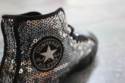 all star, awesome, chuck taylors, converse, converse all star, sequins, shoes
