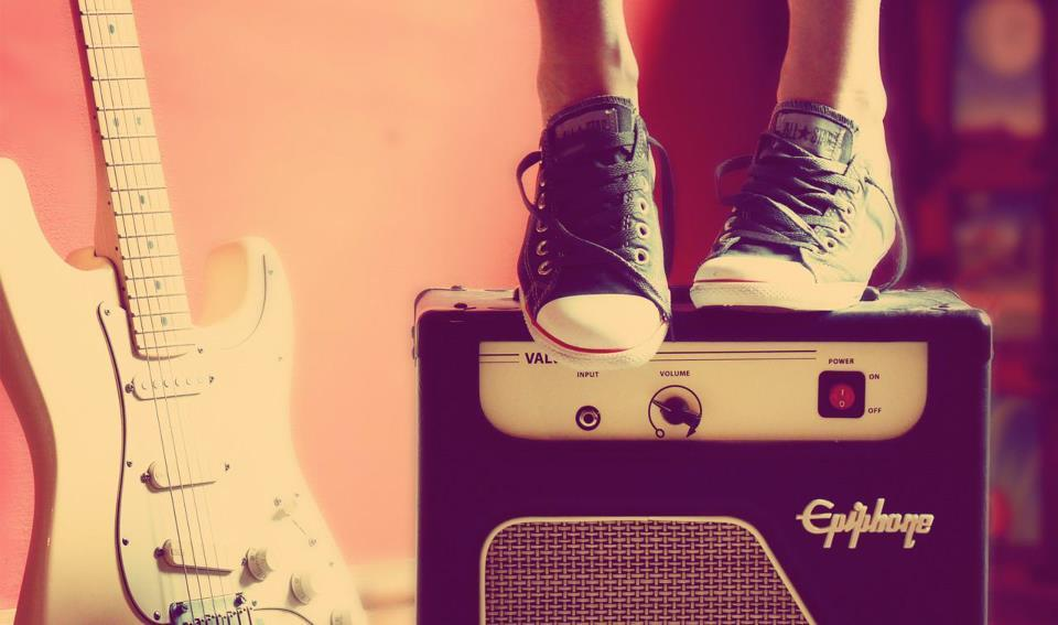 all star, converse, guitar, photography, shoes