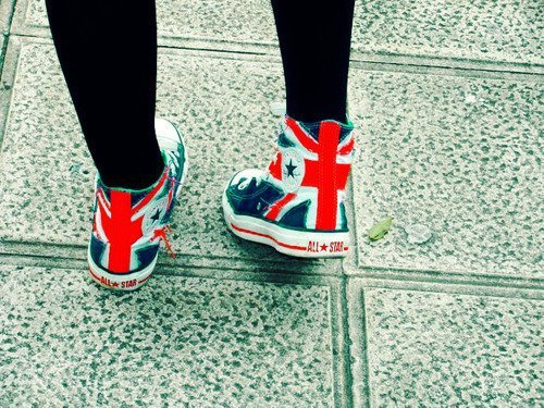 all star, england, shoes