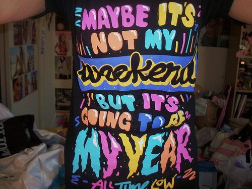 all time low, cute, quotes, shirt, teen. Added: May 04, 2012 | Image size: ...