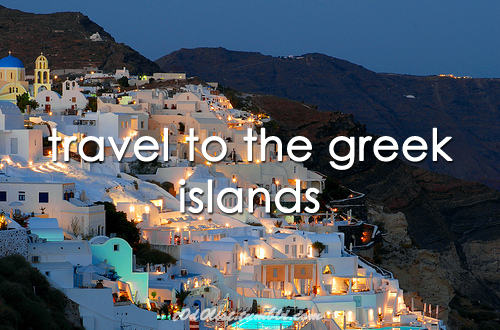 already did ;), blog, boy, fashion, girl, greece, greek, holidays, island, islands, lol, quote, text, travel, typography