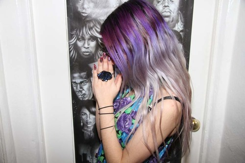 alternative, fashion, girl, gorgeous, hair