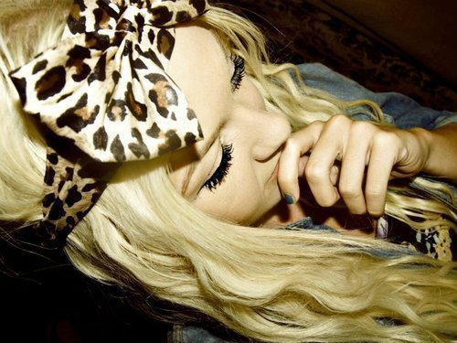 amasing, animal, animalprint, beautiful, blonde