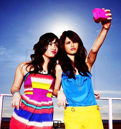 amazing, beautiful, bff, demi lovato, disney channel
