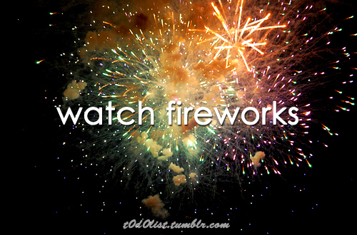 amazing, beautiful, celebrate, firework, fireworks, new year, t0d0list, text, typography